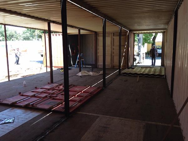prefabrication process