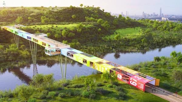 ecocontainer budget bridge