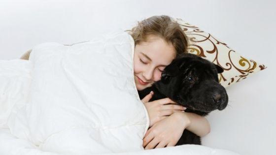 ระวัง 4 อันตรายจากการนอนกับสุนัข ที่คนเลี้ยงต้องรู้ !