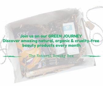 The Natural Beauty Box 2016
