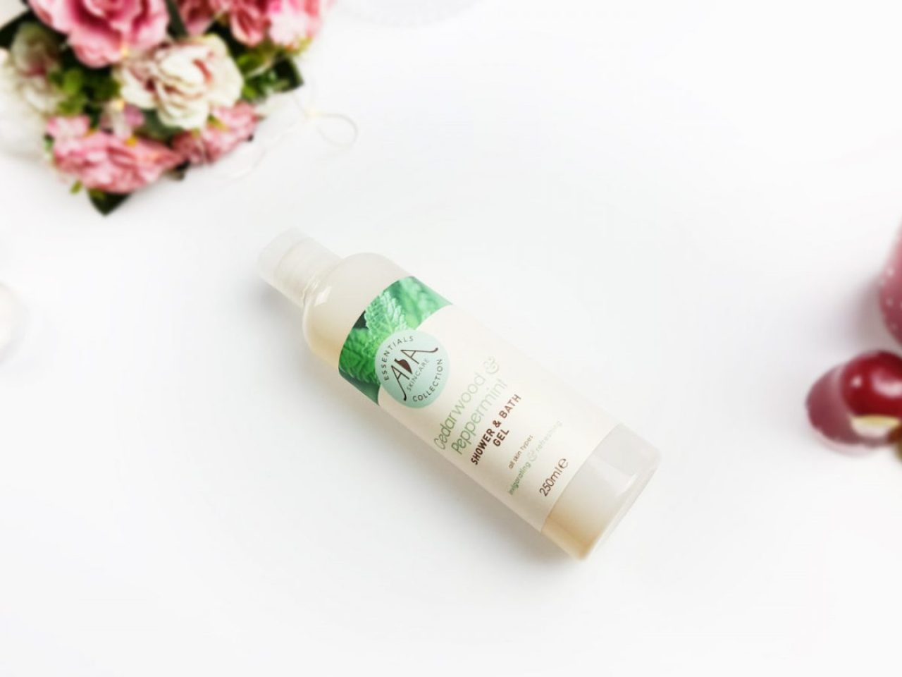AA Skincare Shower & Bath Gel