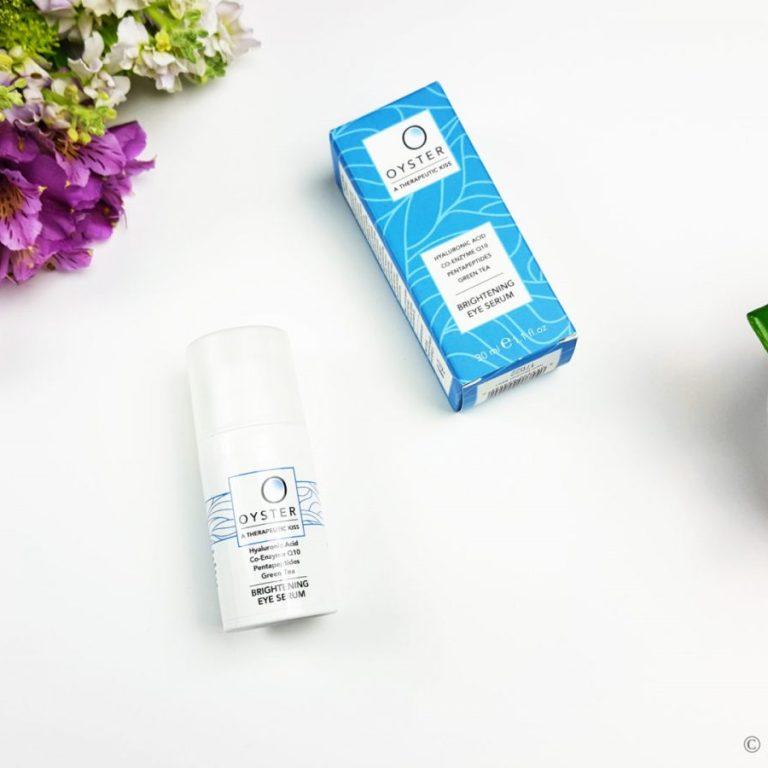 Oyster Skincare Brightening Eye Serum