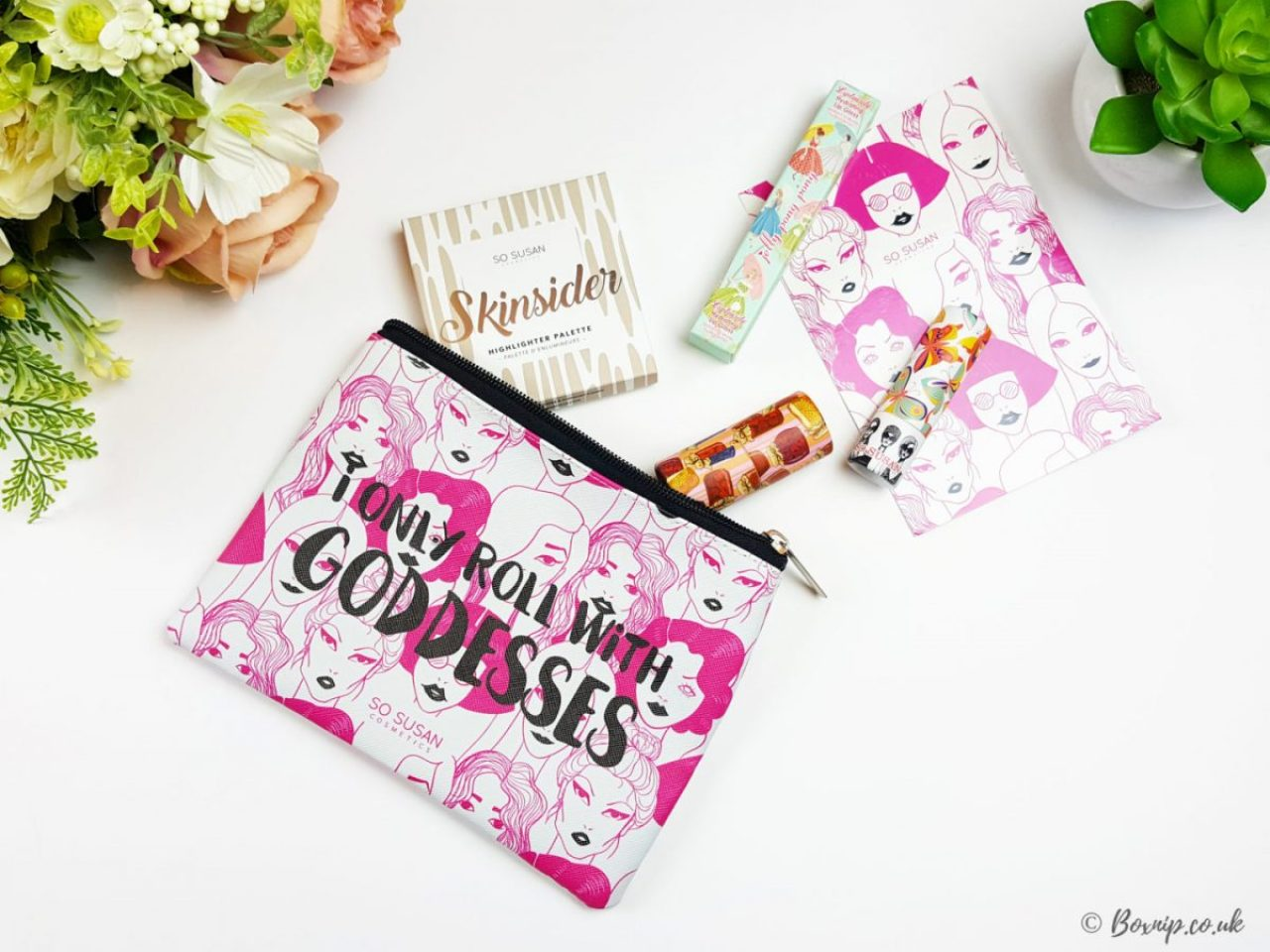 So Susan Lip Love Bag