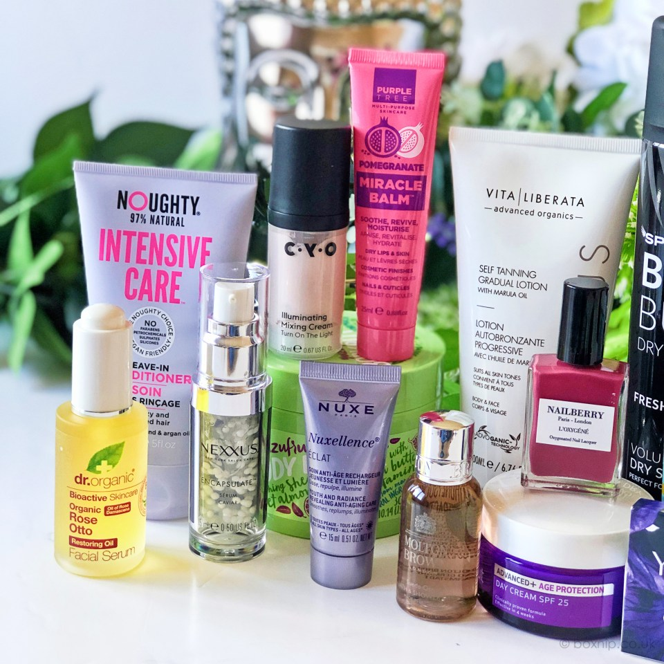 Latest In Beauty Spring 2019 The Beauty Heroes Edit