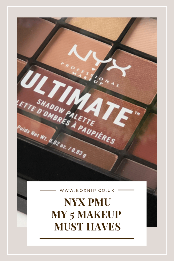 5 makeup must haves