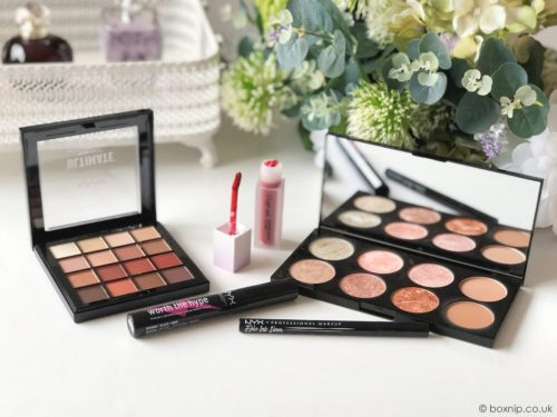 Top 5 makeup must haves
