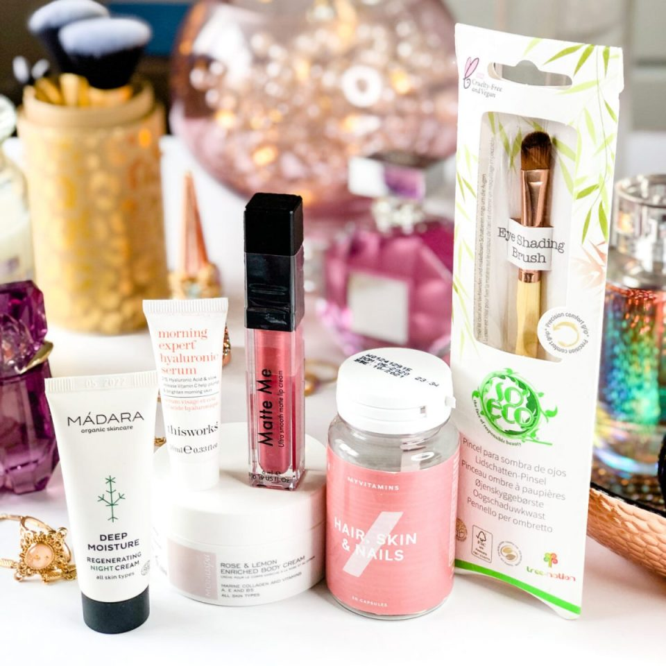 Look Fantastic Beauty Box July Sunkissed Edition