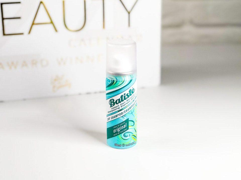 Batiste Dry Shampoo in Clean and Classic Original - Beauty Calendar: The Award Winners