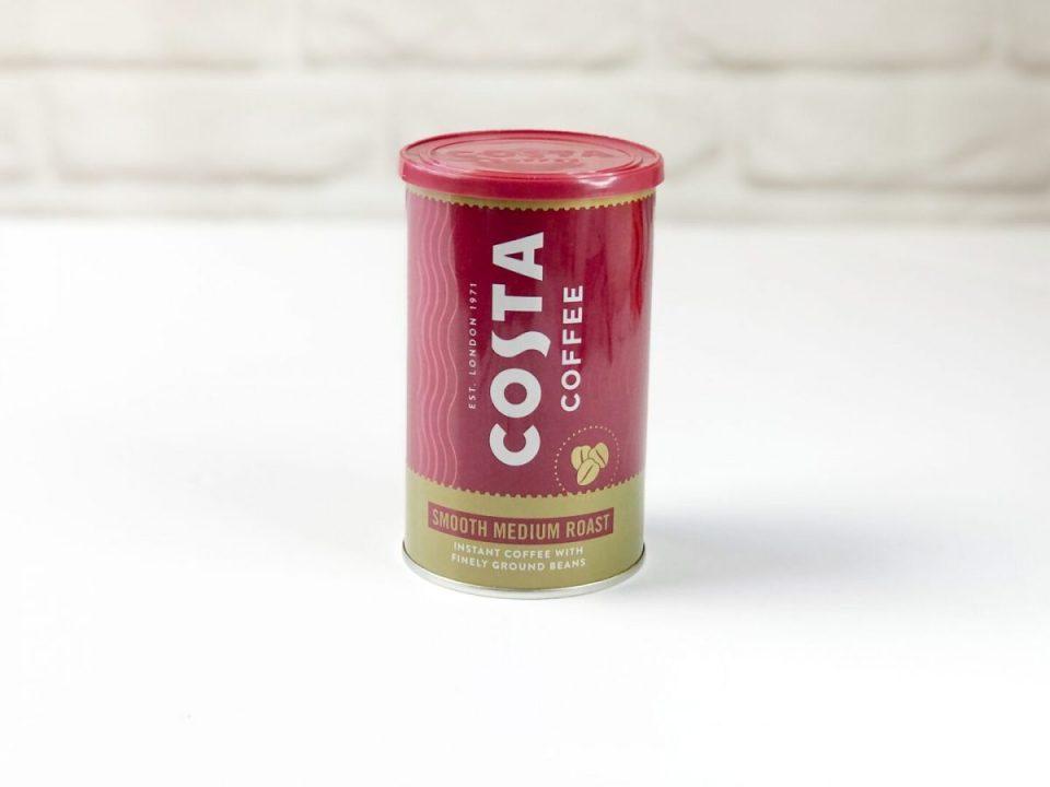 Costa Instant Coffee - Degusta Box October 2020