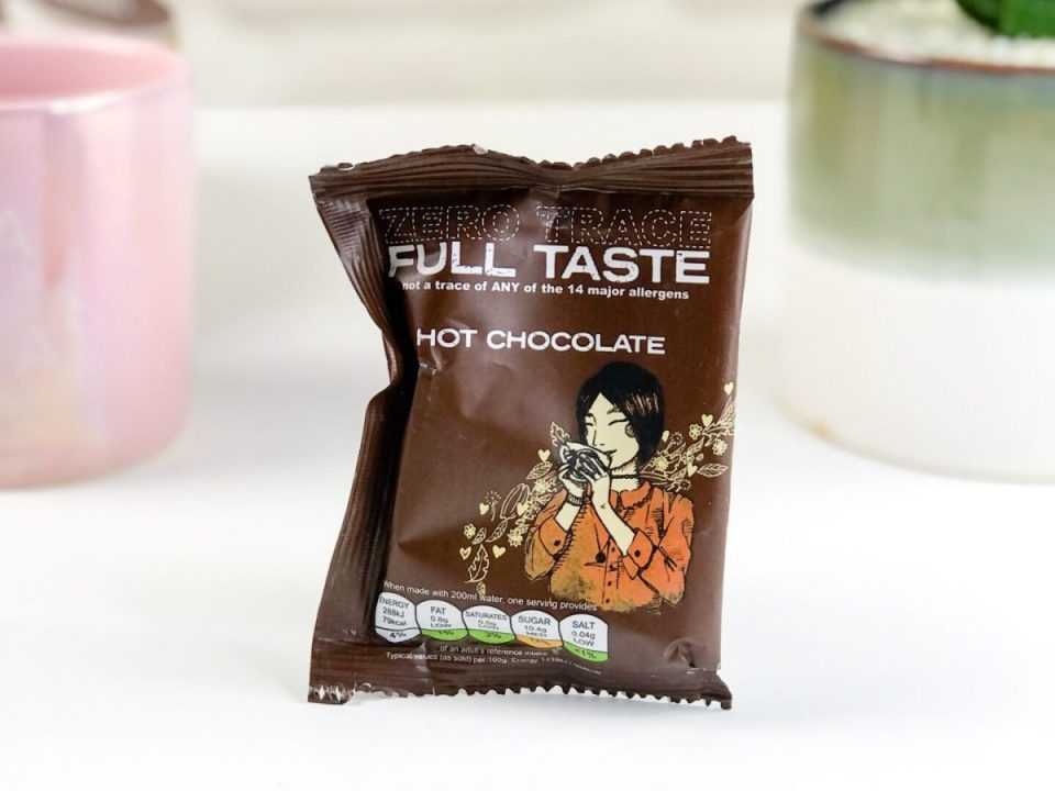 Pip's Zero Trace Full Taste Hot Chocolate - Degusta Box November 2020