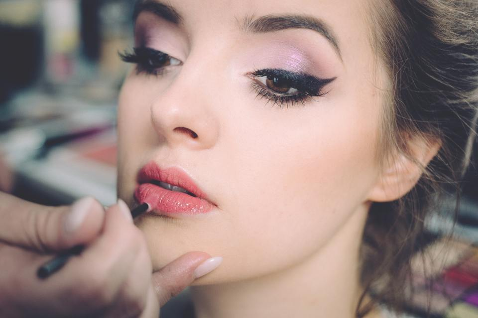 Have your makeup done whenever possible - 4 Ways in Which Dressing Can Help With Good Mental Health