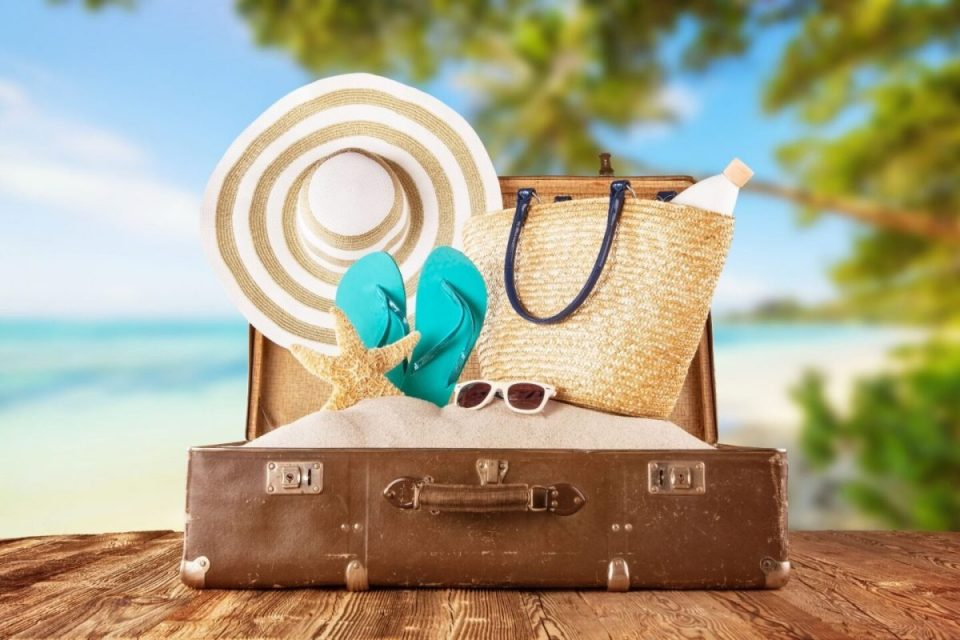 Book a holiday!