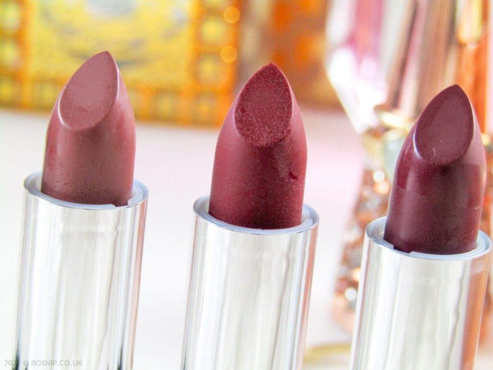 Odylique Organic Mineral Lipsticks