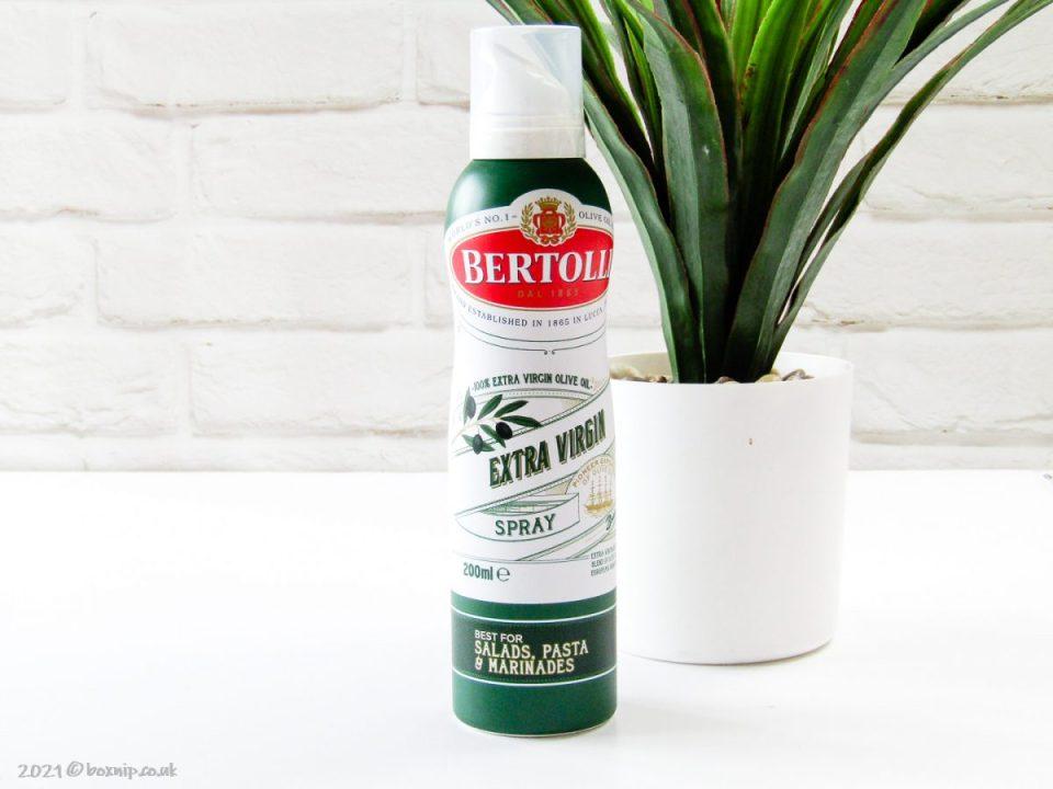 Bertolli Extra Virgin Olive Oil Spray - Degusta Box for May 2021