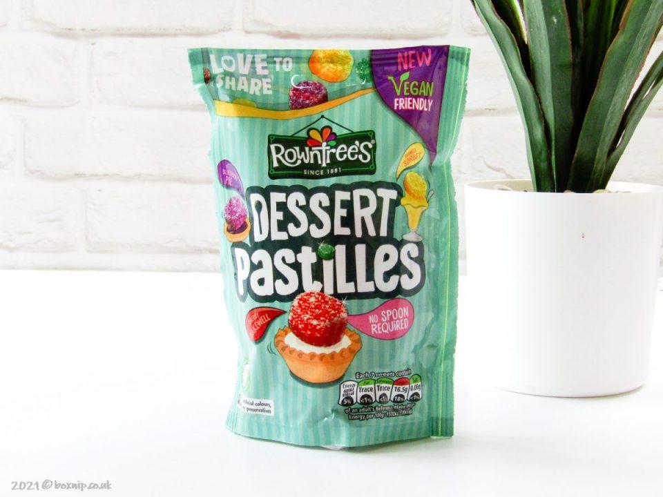 Rowntree's® Dessert Pastilles - Degusta Box for May 2021