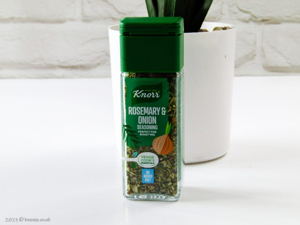 Knorr Rosemary & Onion Seasoning 30g - Degusta Box for May 2021