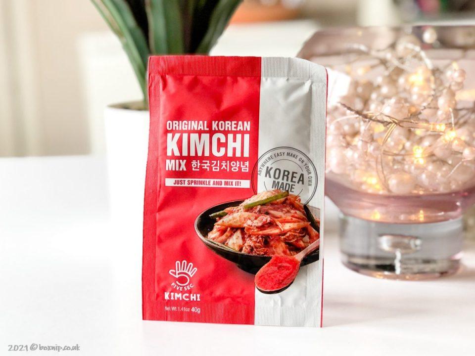 5 Seconds Kimchi Mix