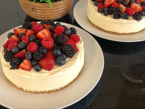 Easy no bake cheesecake recipe