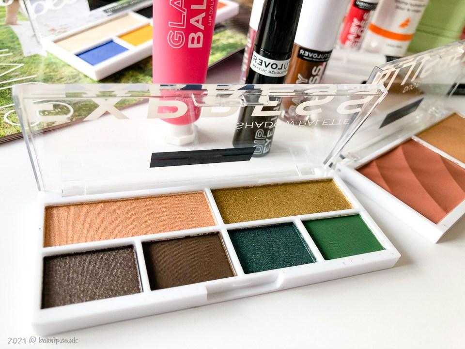 eyeshadow palette - Express