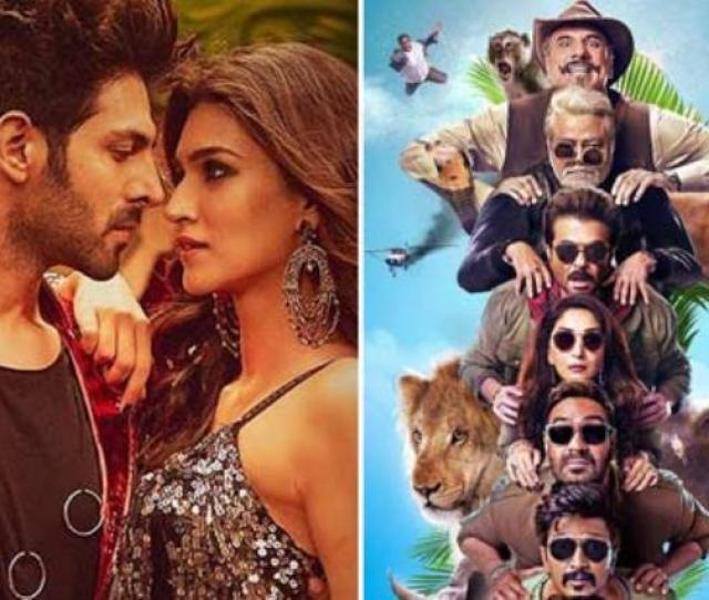 Starring Kartik Aaryan Kriti Sanon In Lead Roles Luka Chuppi Made The Right Buzz Among The Young Audience And Also Gathered Positive Reviews From The