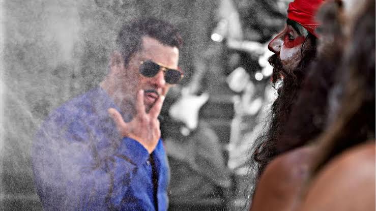 Salman Khan Dabangg 3 To Edit Out The Controversial Visuals From The Hud Hud Song?