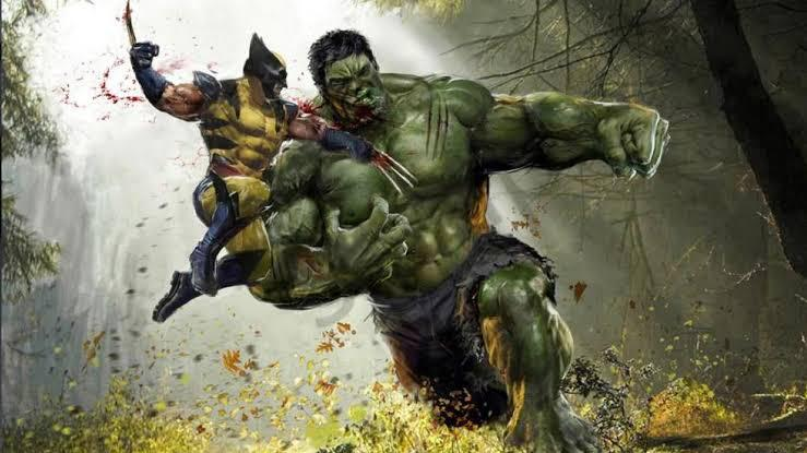 Is Marvel Planning To Bring Back Hulk & Wolverine In A Face-Off Film?
