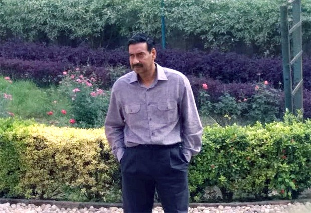 Ajay Devgn's Stills From Maidaan Is Giving Us Major 90s Vibes
