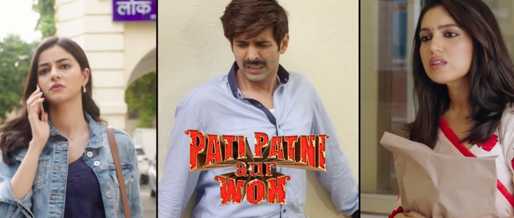 Pati Patni Aur Woh Review: Though It Reboots But Still Has Some Bugs!