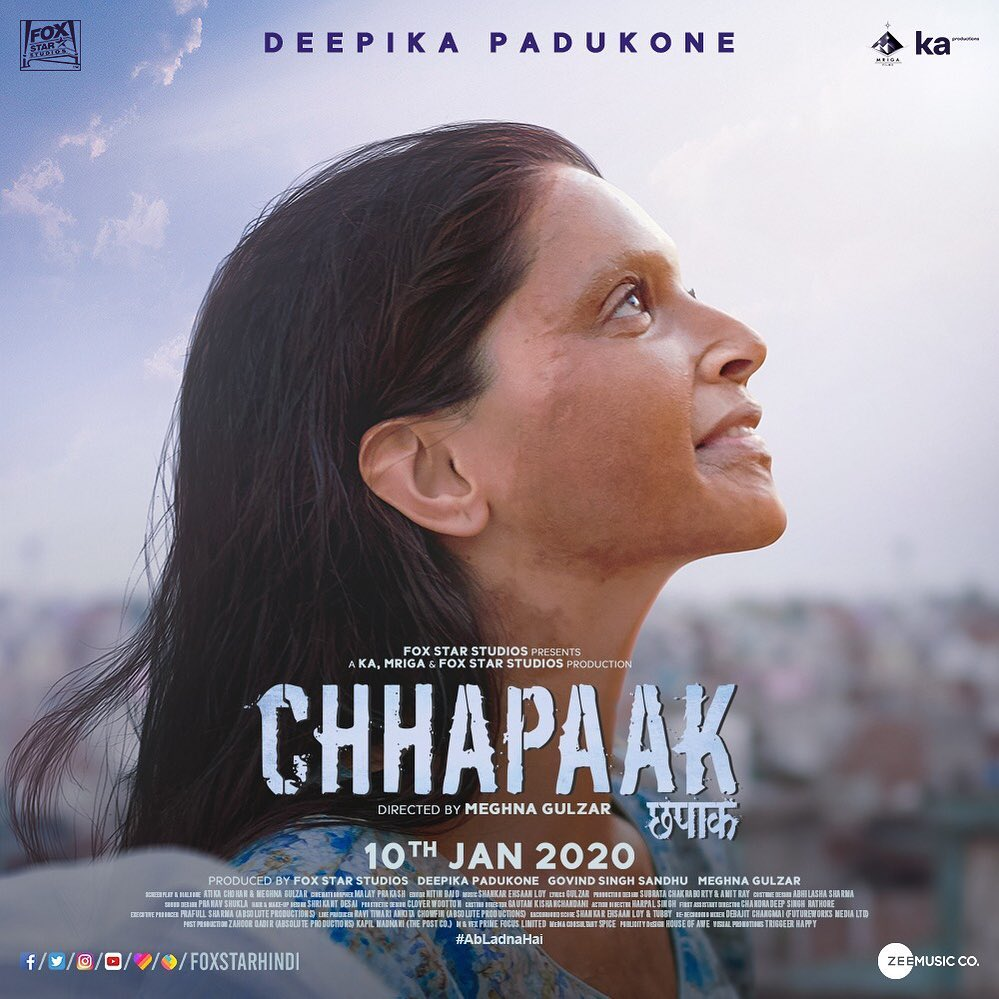 Acid Attack Survivor Laxmi Agarwal Is Not Happy With Financial Deal With Chhapaak Team
