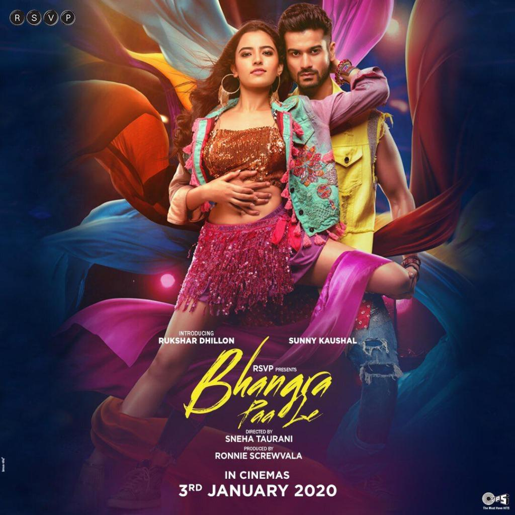 Sunny Kaushal's Starrer BHANGA PAA LE's New Poster Is Out Now