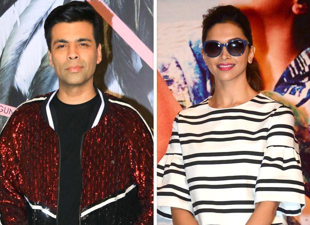Deepika Padukone And Karan Johar Are Coming Together Again
