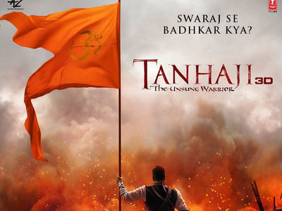 Ajay Devgn & Team Removed The Word 'OM' From TANHAJI After Discrepancy