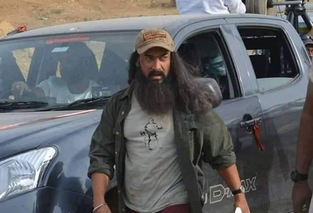 Aamir Khan's Leaked Images From The Sets Of Laal Singh Chaddha Make Our Wait Tougher!