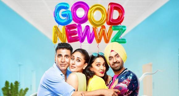 Akshay Kumar & Kareena Kapoor Khan's GOOD NEWWZ Leaked Online