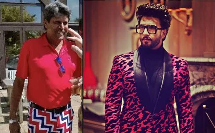 Here Is How Kapil Dev Reacted On The Viral Meme Of His And Ranveer Singh's Attire!