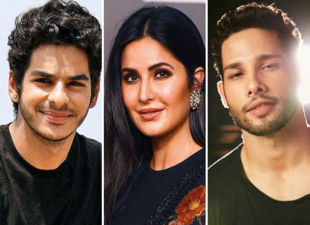 THIS Is The Title Of Katrina Kaif, Siddhant Chaturvedi & Ishaan Khatter's Next?