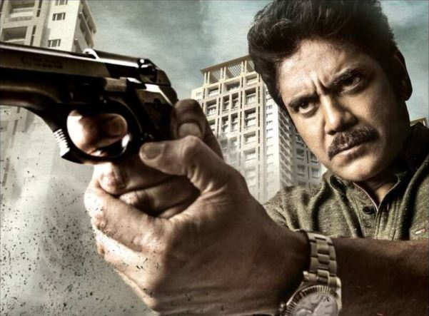 Nagarjuna To Portray The Role Of A Cop For His Next