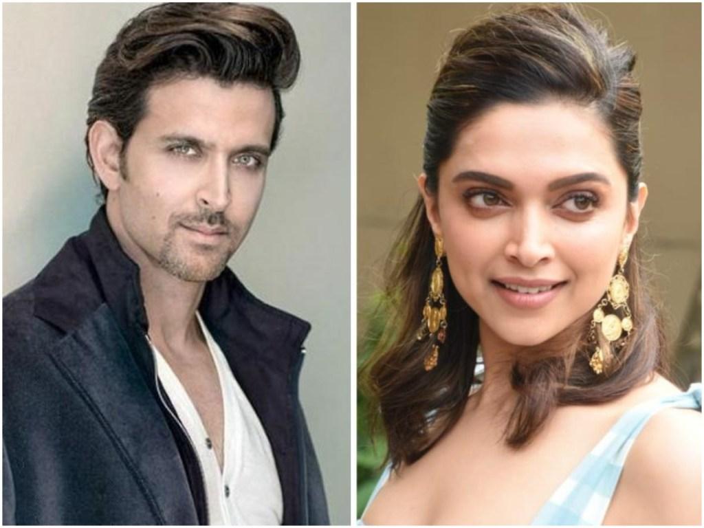 Deepika Padukone And Hrithik Roshan Are All Set For Draupadi?