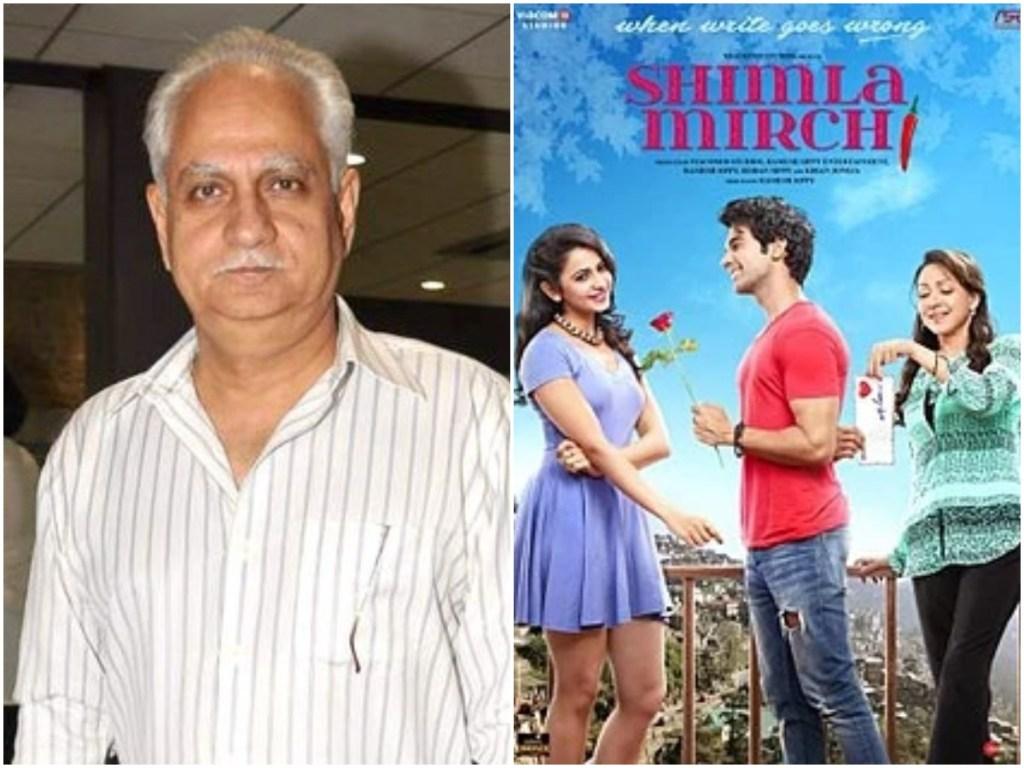 Ramesh Sippy's Shimla Mirchi Will Get An OTT Release