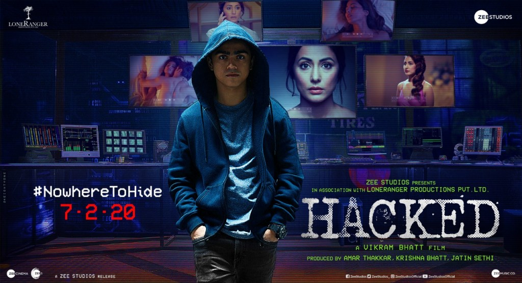 Hina Khan Marks Her Bollywood Debut With Vikram Bhatt's HACKED, Trailer Out Now!