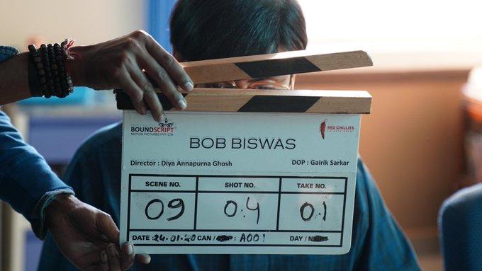 Shah Rukh Khan's Production BOB BISWAS Starring Abhishek Bachchan Goes On Floors Today