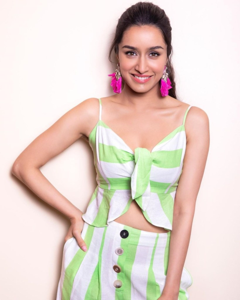 Shraddha Kapoor Connects With Fans Over Her Relatable Characters