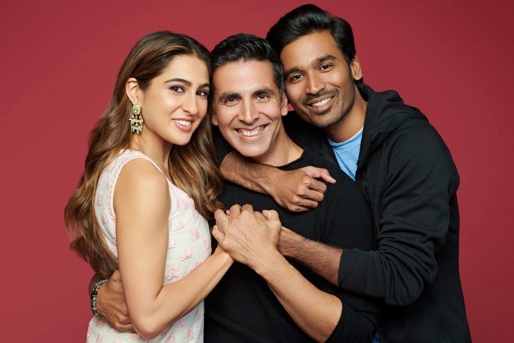 Akshay Kumar Joins Sara Ali Khan & Dhanush For A Special Role In Aanand L Rai's ATRANGI RE!