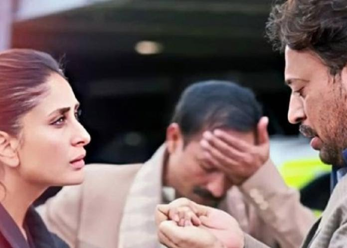 A 'Pretty' Annoyed Kareena Kapoor Khan & Confused Irrfan Khan Are A Delight To Watch In Angrezi Medium's First Still