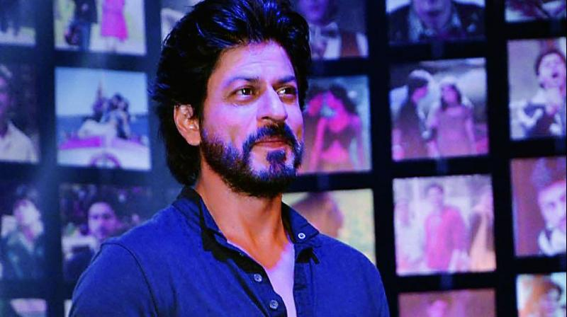 WHAT! Shah Rukh Khan To Star In Yash Raj Films' Action Drama?