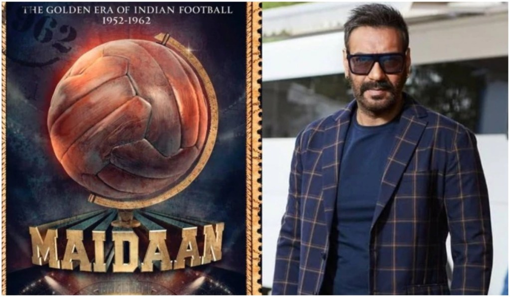 Here Is What Ajay Devgn Has To Say About Doing A Sports Film