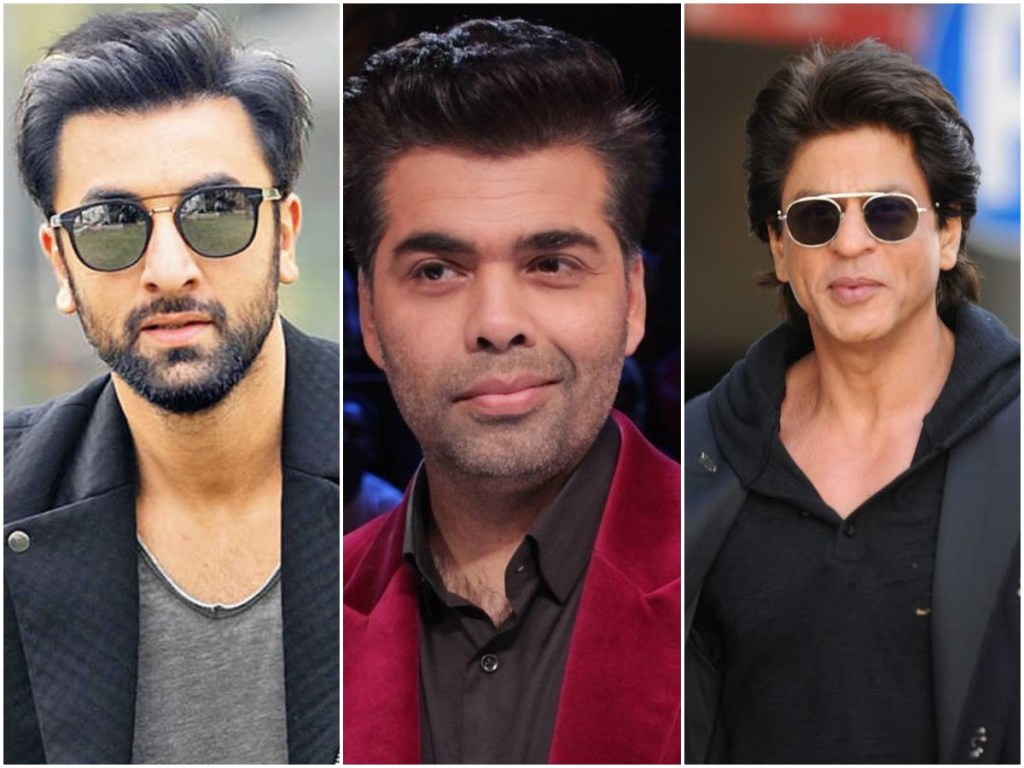 Rumor Has It, Karan Johar To Cast Shah Rukh Khan And Ranbir Kapoor In A New Project