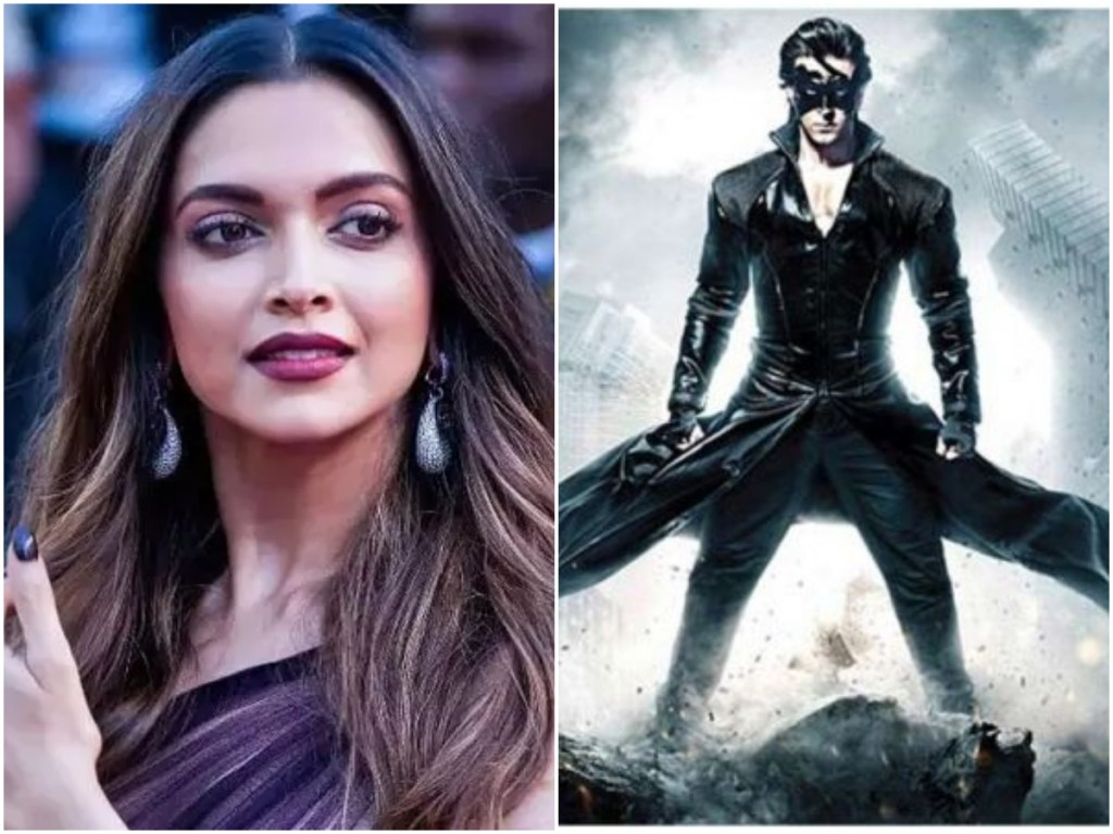Deepika Padukone & Hrithik Roshan To Come Together On Screen For THIS Film?