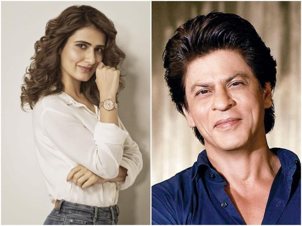 Shah Rukh Khan To Still Star In Salute; Fatima Sana Shaikh On-Board As The Leading Lady?
