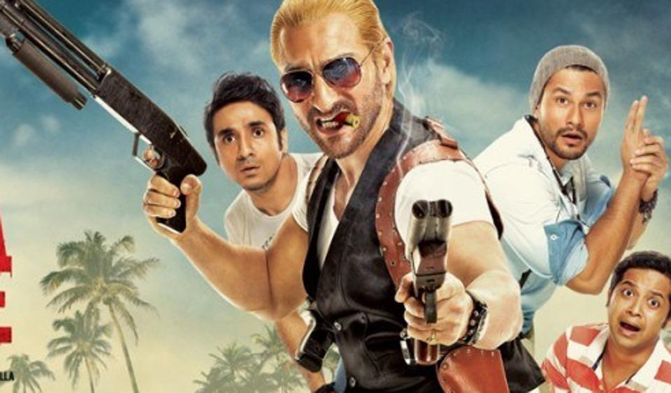 WOW! There Is A Sequal Of Go Goa Gone, Eros International & Maddock Films Reunites